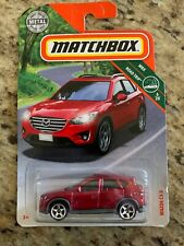 MATCHBOX MBX ROAD TRIP SERIES MAZDA CX-5 IN RED 6 of 20 OR #18/100