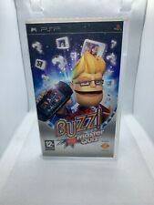 Buzz Master Quiz - PSP - Complete With Instructions