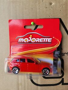 Majorette 2014 - BMW 1 SERIES HATCH [RED] VHTF NEAR MINT *COMBINED POSTAGE*