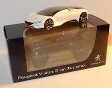 Peugeot Vision GT anno di costruzione 2015 Nero 1 64 Norev