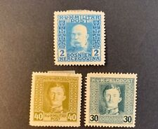Bosnia Stamp Collection 3 MHR B2/96