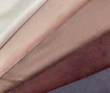 Velvet Fabric 54'' Wide by the Yard - Solid Velvet Fabric | Upholstery Velvet