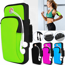 Sports Armband Case Cover Running Jogging Arm Band Pouch Holder Bag For Phones 9