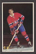 1971-72  MONTREAL CANADIENS POSTCARDS  PHIL ROBERTO   INV  J7369