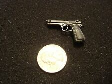 VTS 1/6 NIGHTMARE STALKER AIDEN PEARCE BERETTA 92 PISTOL  -- US SELLER --