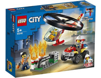 LEGO 60248 City Flying Helicopter Response