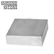 12-319 Jewelry Making SFC Tools Steel Bench Block 4 Square
