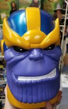 Thanos Head Molded Bust Bank Figure Coin Bank Marvel Universe Avengers Infinity