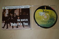 The Beatles ‎– Baby It's You. CD-Single EP