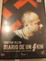 Dvd DIARIO DE UN ZKIN con tristan ulloa