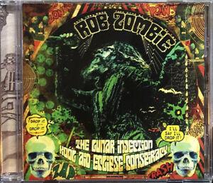 Rob Zombie – The Lunar Injection Kool Aid Eclipse Conspiracy   - CD NEU