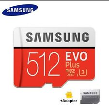 SAMSUNG micro SD evo plus 512 GB