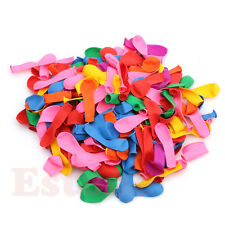 500pcs Bombes  eau ballons colorés eau pour Party Toy sable Enfants