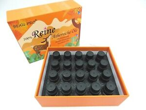 Beau-Pro 100% Reine Ätherische Öle 20x 5ml Essential Oil Set
