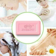 Sulfur Soap Skin Conditions Anti Fungus Bath whitening shampo Portable G8V5