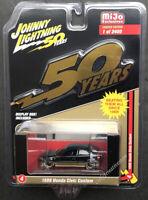 JOHNNY LIGHTNING 50th Anniversary 1998 Honda Civic Custom 1:64
