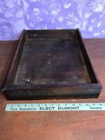 Vintage Vintage VV-215 Victor Victrola Phonograph Parts Wooden Drawer