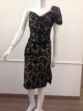 Vivienne Westwood abito pizzo taglia 42, lace dress size 42