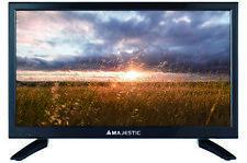 "MAJESTIC TVD-220 HD T2/S2 HD-READY LED 19,5"" USB REC 12V CAM CI+HD CLASSE A"