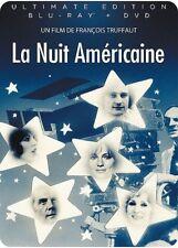 LA NUIT AMERICAINE - COFFRET ULTIMATE BLU-RAY + DVD NEUF