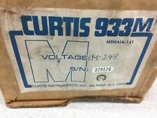 NEW IN BOX CUTIS 933M BATERY CONTROLER 933-M 248