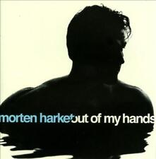 MORTEN HARKET - OUT OF MY HANDS USED - VERY GOOD CD
