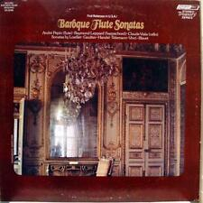 Pepin Leppard Viala - Baroque Flute Sonatas LP VG+ STS 15198 Vinyl 1970 Record