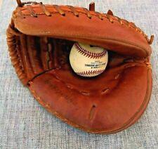"""VTG Leapro 30"""" Leather Baseball  Glove Catchers Mitt BG700-left-handed throw"""