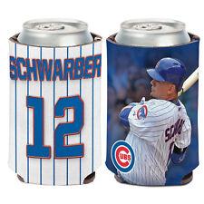 Kyle Schwarber Chicago Cubs Can Cooler 12 oz. Koozie