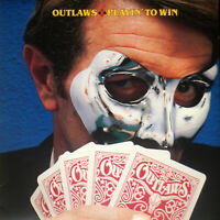 Outlaws - Playing To Win (EX/EX) [B2-1697] vinyl LP