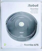 iRobot Roomba 675 Wi-Fi Robot Vacuum Cleaner R675020 ***Only vacuum***