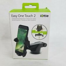 iOttie Easy One Touch 2 Universal Car Mount Holder Black NIB