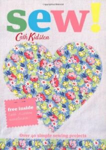 Sew! - pocket edition by Cath Kidston Paperback Book The Cheap Fast Free Post