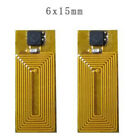 5pcs Ntag213 13.56 MHz nfc tag for all nfc phone/NTAG 213 micro chip 6x15mm-