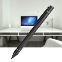 Universal Thin Tip Capacitive Touch Pen Stylus For iPad iPhone Samsung Tablet JS