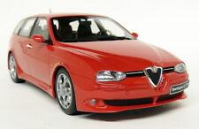 Otto 1/18 Scale - Alfa Romeo 156 GTA Wagon Red Resin Model Car