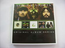SEALS & CROFTS - ORIGINAL ALBUM SERIES - 5CD BOX SIGILLATO 2015