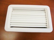 """GRADY WHITE PGA 10"""" x 6"""" PAINTED RETURN AIR GRILL w/ADJUSTABLE LOUVER #217318056"""