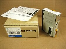 OMRON CJ1W-IC101  I/O CONTROL UNIT,  NEW