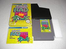 Totally Rad NES Spiel komplett mit OVP und Anleitung