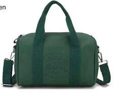 Original LACOSTE Doctor's Bag for Women Hand Bag Sling Bag Shoulder Bag Green