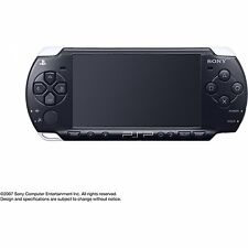 SONY PSP 2000 Console Black *VGC*+Warranty!