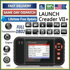 2020 New LAUNCH X431 VII+ OBD2 Car Diagnostic Scanner Fault Code Reader 4 System