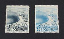 nystamps Mexico Stamp # C89.C90 Mint Og Nh $43 U4y606