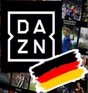 DAZN /1Jahr Premium/Schneller Lieferung/3 Endgerät gleichzeiti/alle sportinhalte