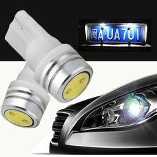 1w NO Error Free Canbus T10 Cree Led Backup Reverse Light Bulb White W5W 2pcs