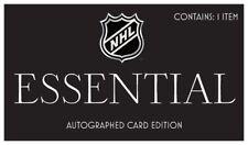 NHL Hobby Box - Essential Memorabilia Edition - 1 card per box - Hockey  + coa