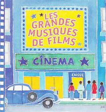 CD CARDSLEEVE COLLECTOR 11T MUSIQUES DE FILMS AMADEUS/APOCALYPSE NOW/EXCALIBUR