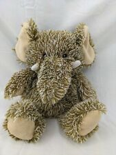"""Elephant Plush Microwaveable 12"""" Altus Mfg 2016 Stuffed Animal Toy"""