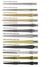 Target Storm Replacement Dart Points - Black Gold Silver - Smooth Surge Nano